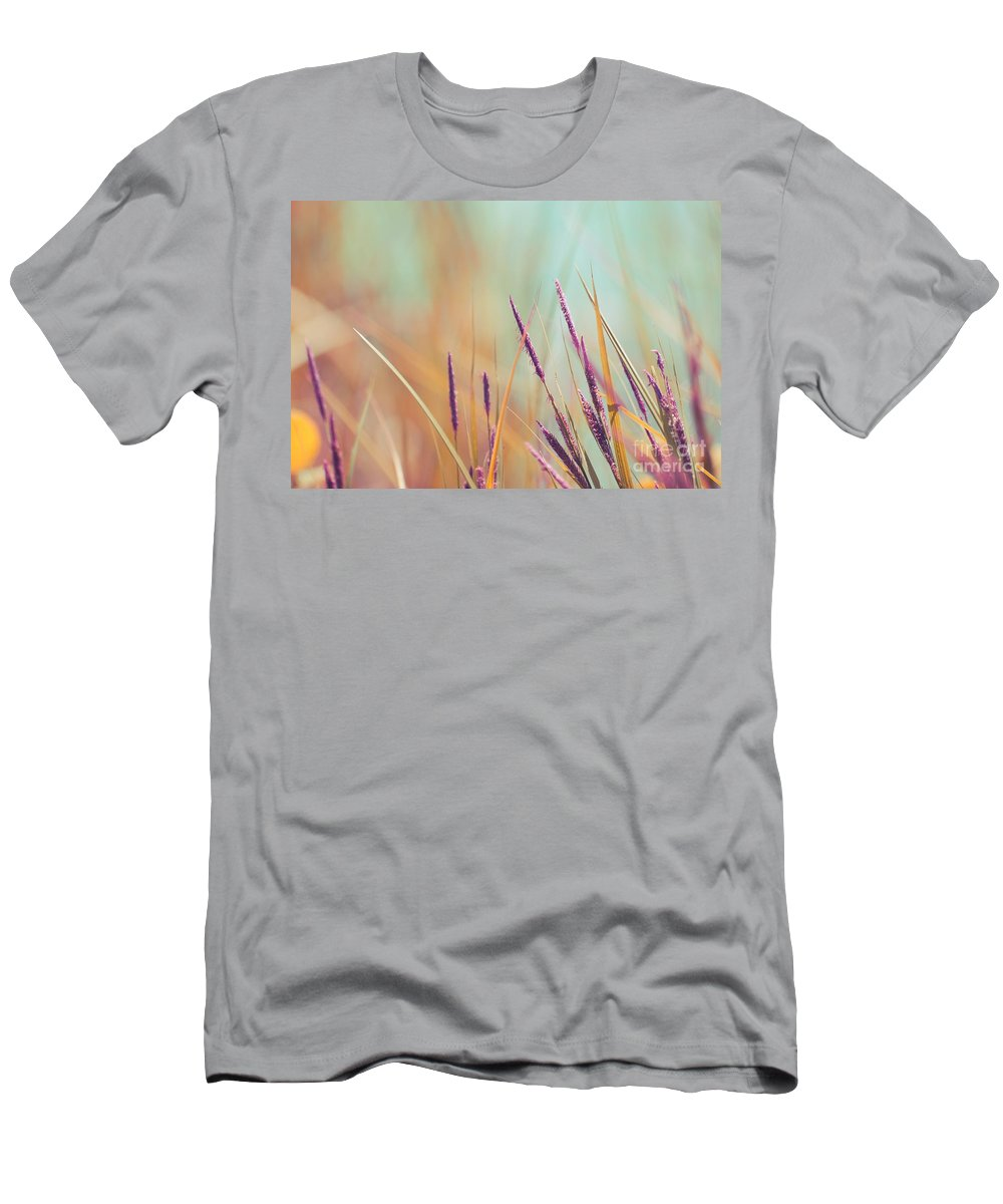 Whimsical Men's T-Shirt (Athletic Fit) featuring the photograph Luminis - S07b by Variance Collections