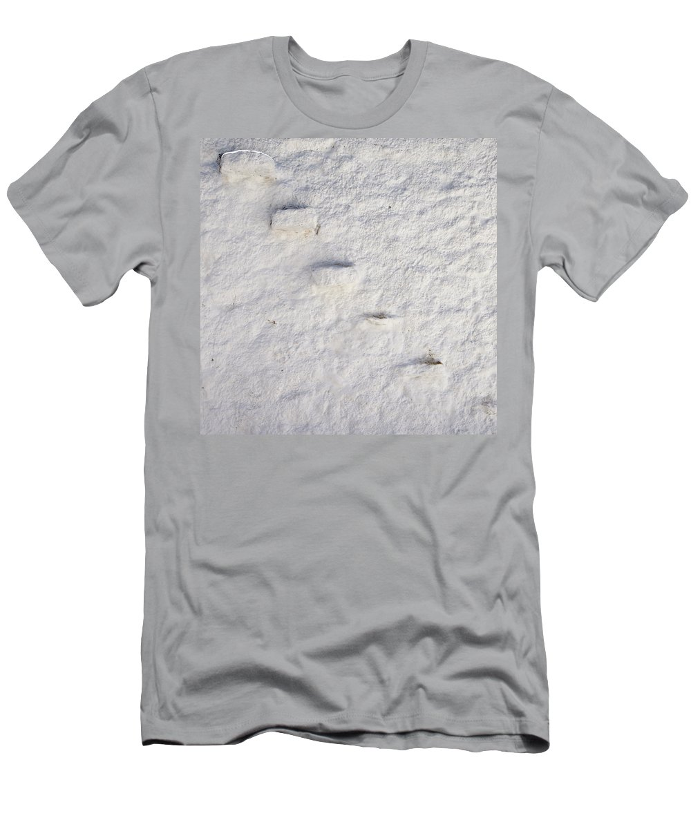 Jouko Lehto Men's T-Shirt (Athletic Fit) featuring the photograph The Steps by Jouko Lehto