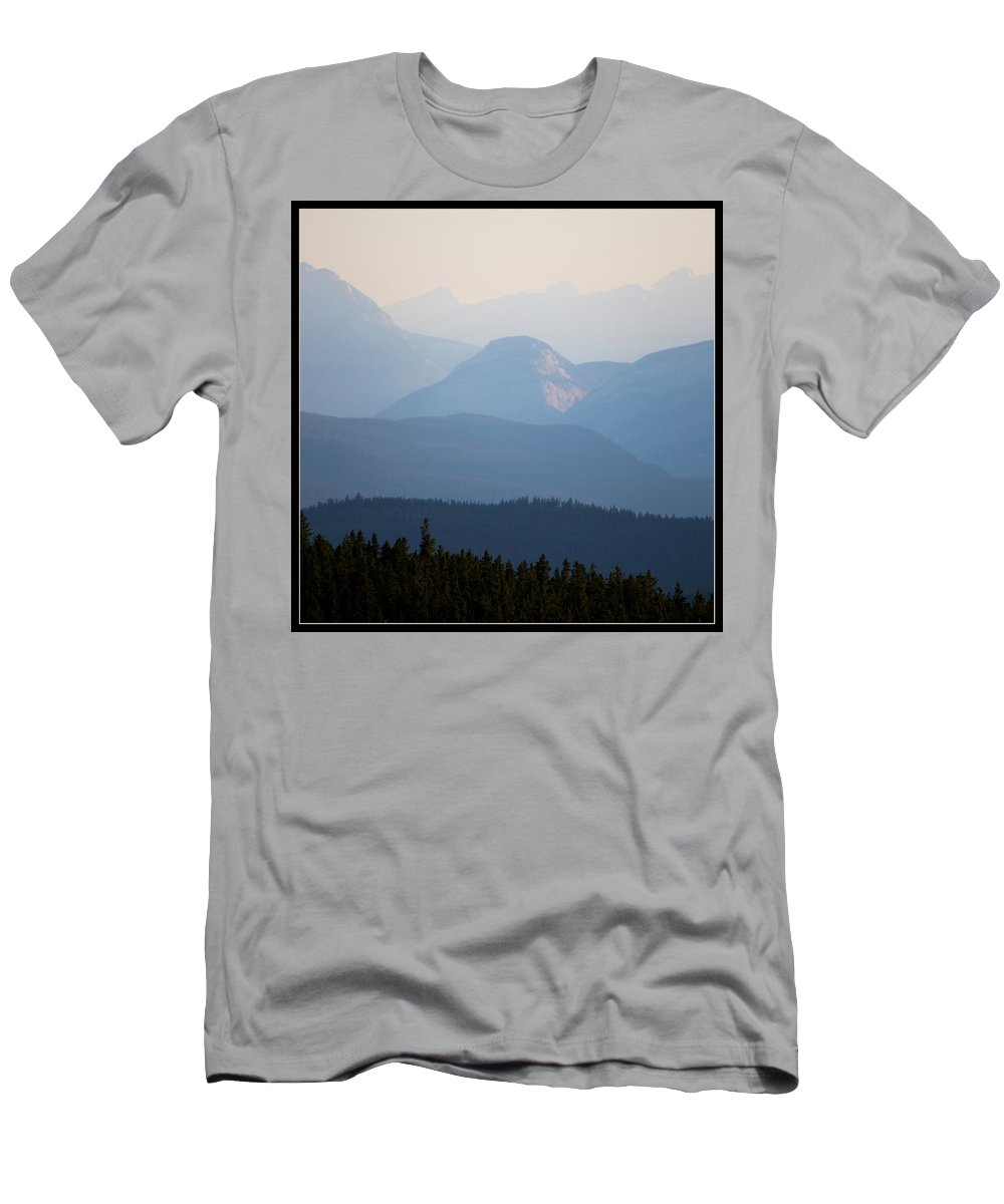 Men's T-Shirt (Athletic Fit) featuring the photograph 10 by J and j Imagery