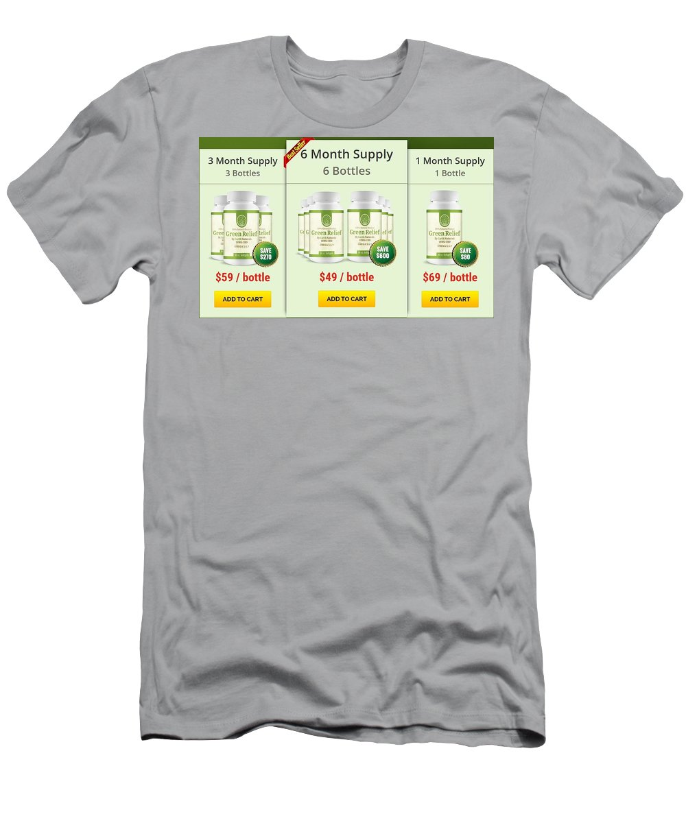 Green-relief Men's T-Shirt (Athletic Fit) featuring the pyrography Green-relief by Green-relief