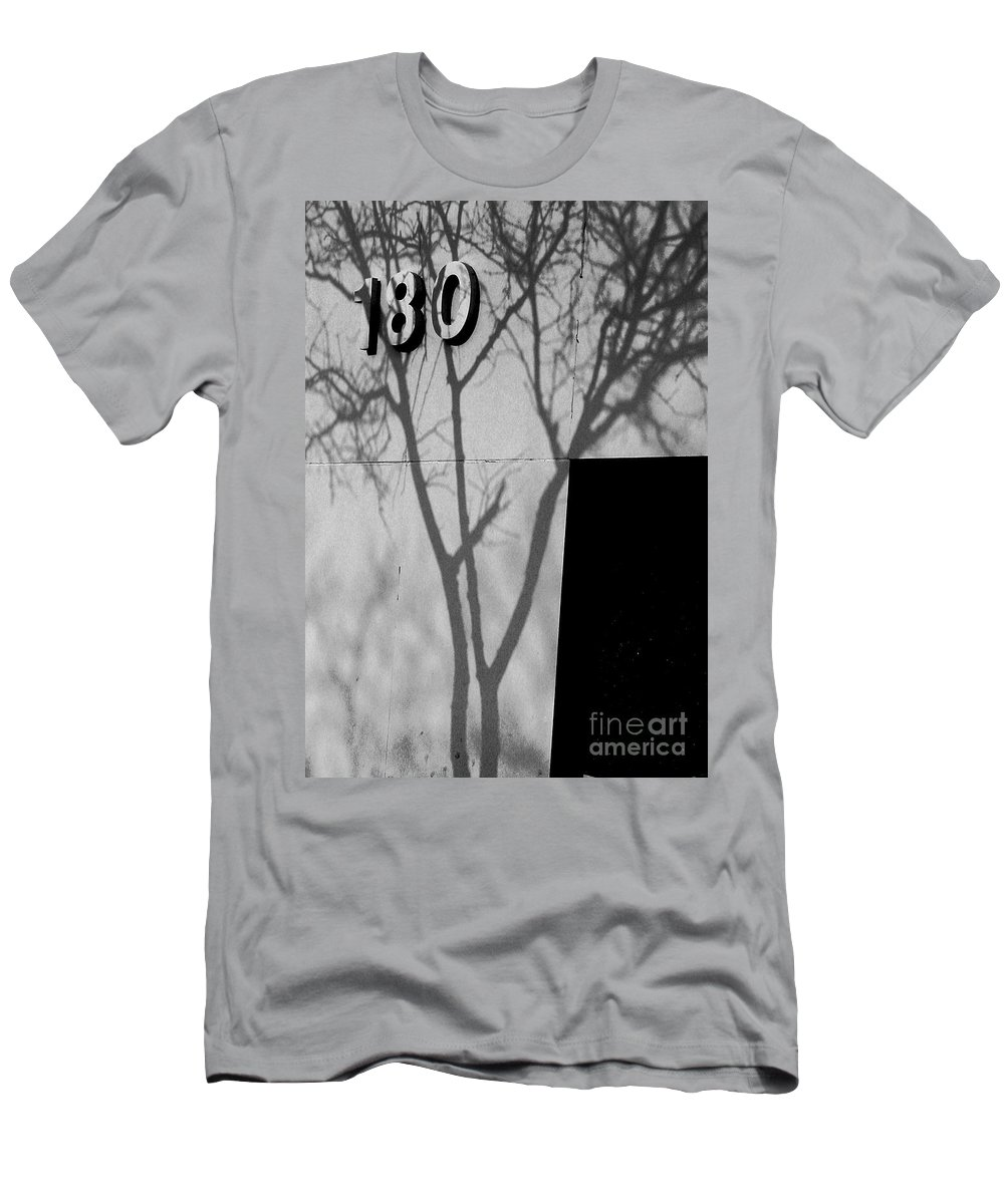 180 Men's T-Shirt (Athletic Fit) featuring the photograph 180 by Chris Fleming