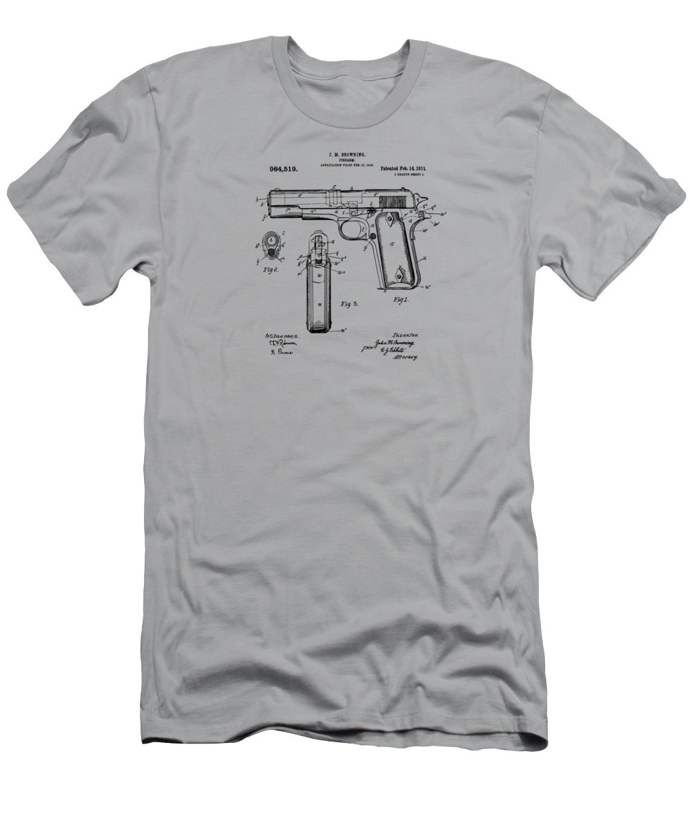 Weapons Digital Art T-Shirts