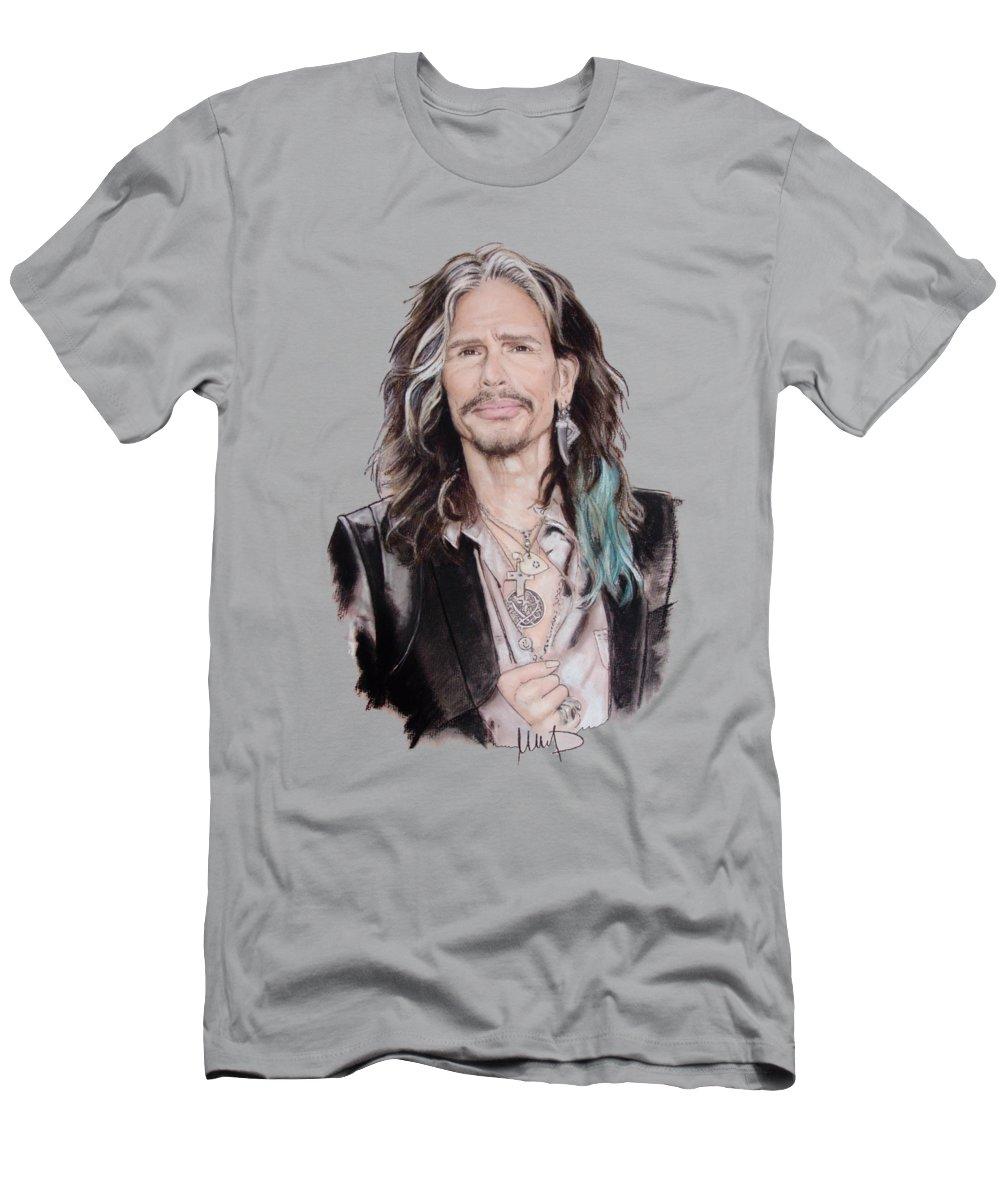 Steven Tyler Slim Fit T-Shirts