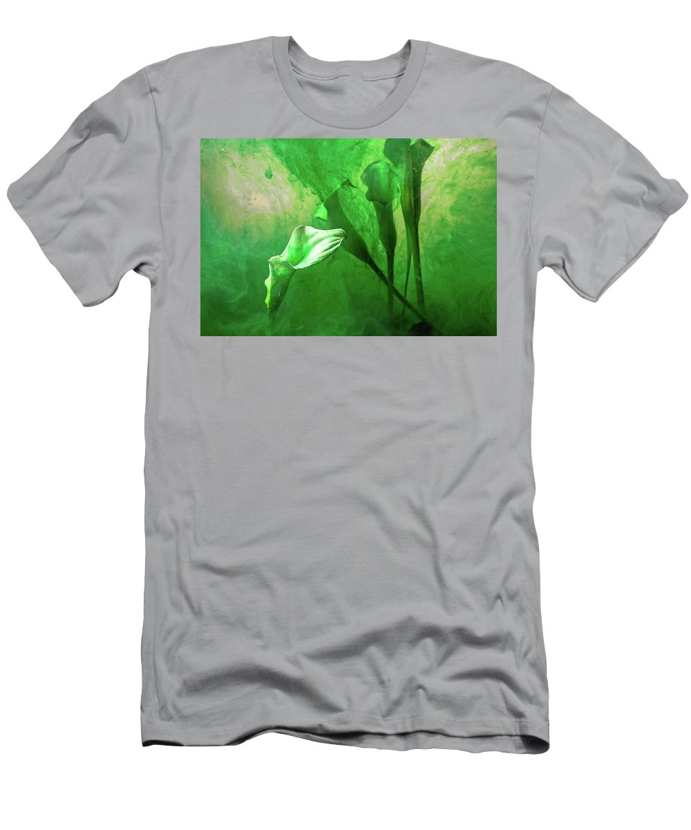 Men's T-Shirt (Athletic Fit) featuring the photograph Arabella by Frank Duncan