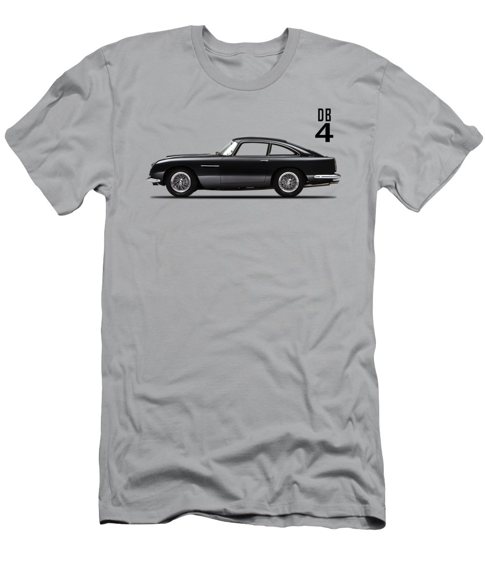 aston martin db4 t-shirt for salemark rogan