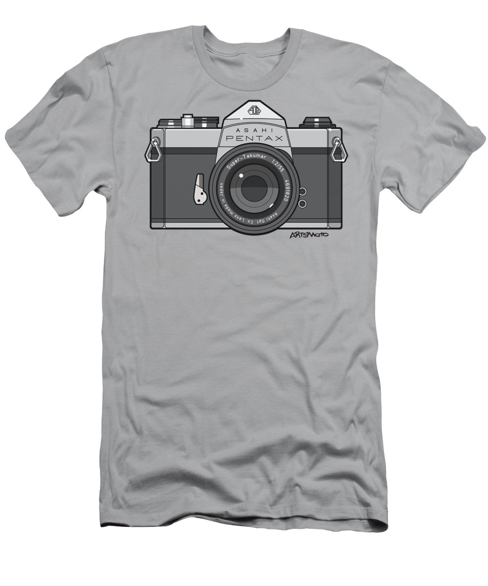 Outline Photographs T-Shirts