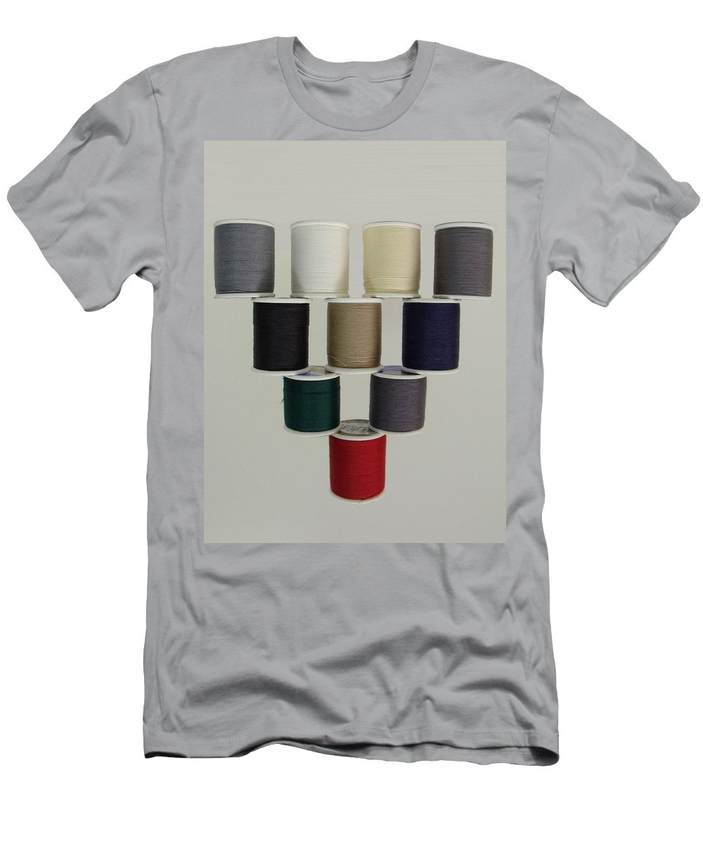 Still Life Men's T-Shirt (Athletic Fit) featuring the photograph Balancing Act by Ed Smith