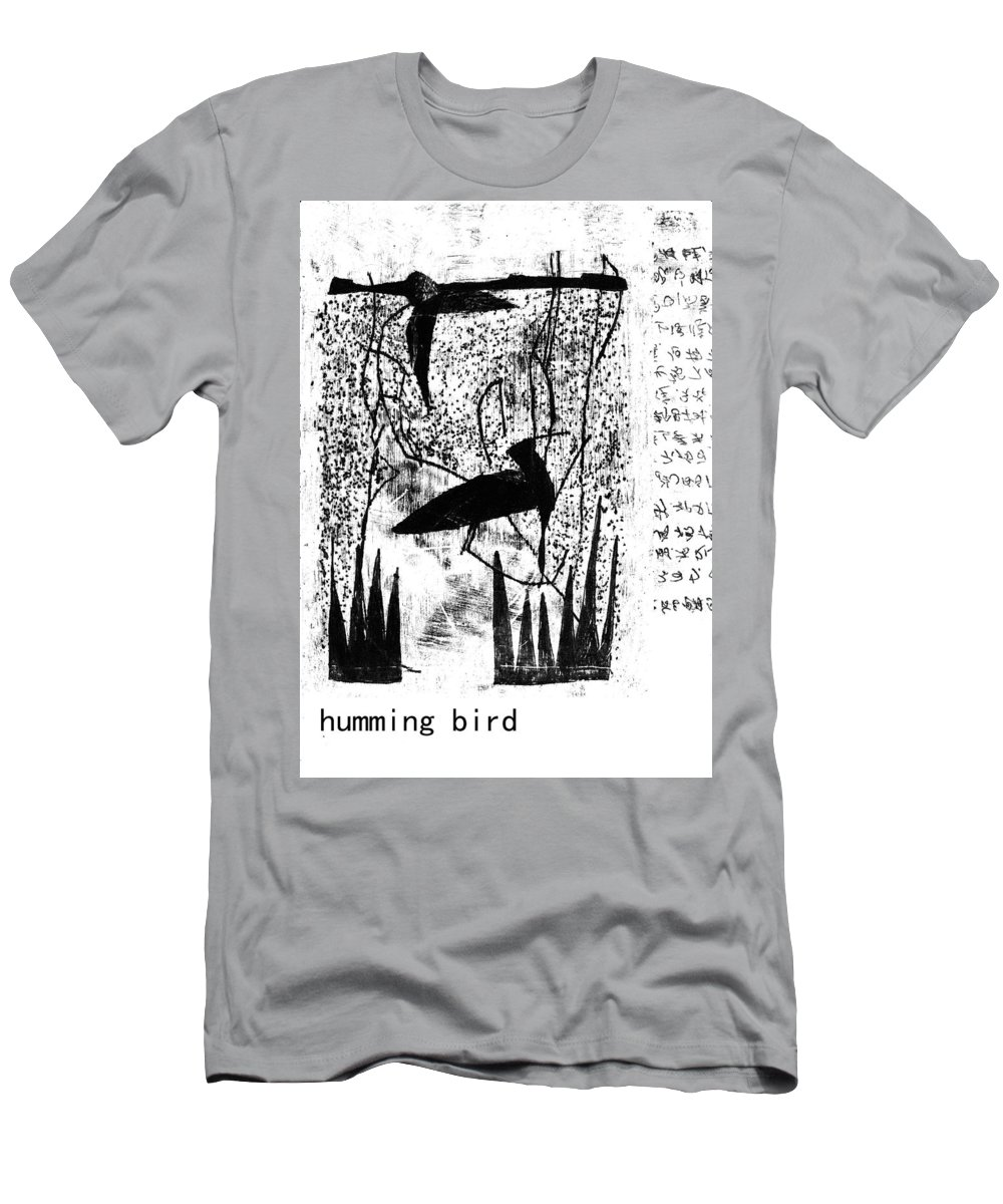 Black Men's T-Shirt (Athletic Fit) featuring the drawing Black Ivory Issue 1 Page 5 by Artist Dot
