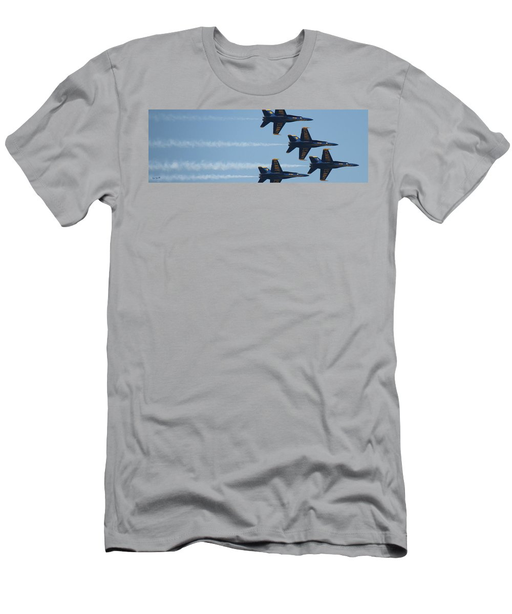 Blues Brothers Men's T-Shirt (Athletic Fit) featuring the photograph Blues Brothers by Edward Smith