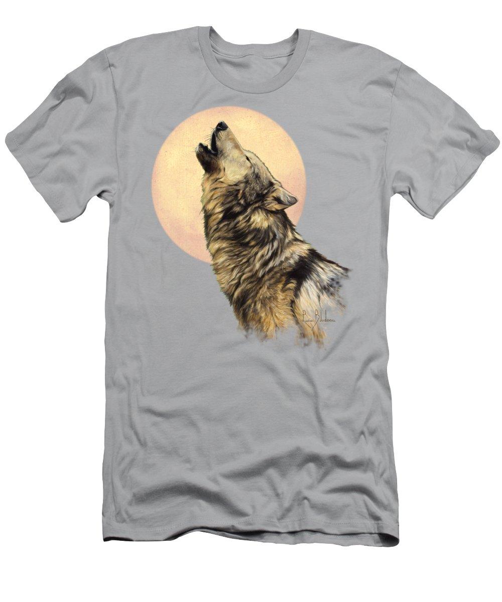 Call Of The Wild Paintings T-Shirts