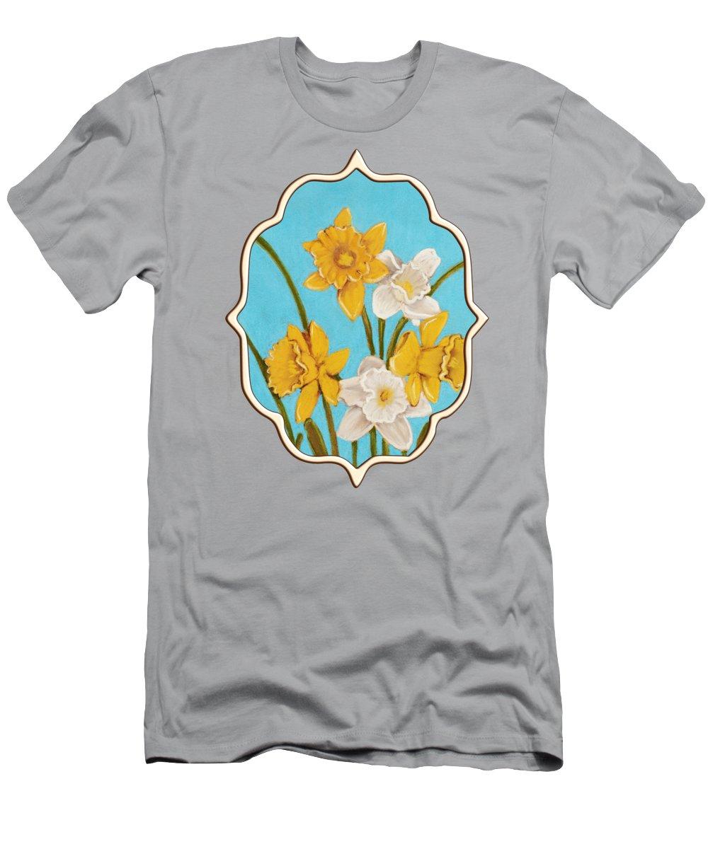 Amaryllis Paintings T-Shirts