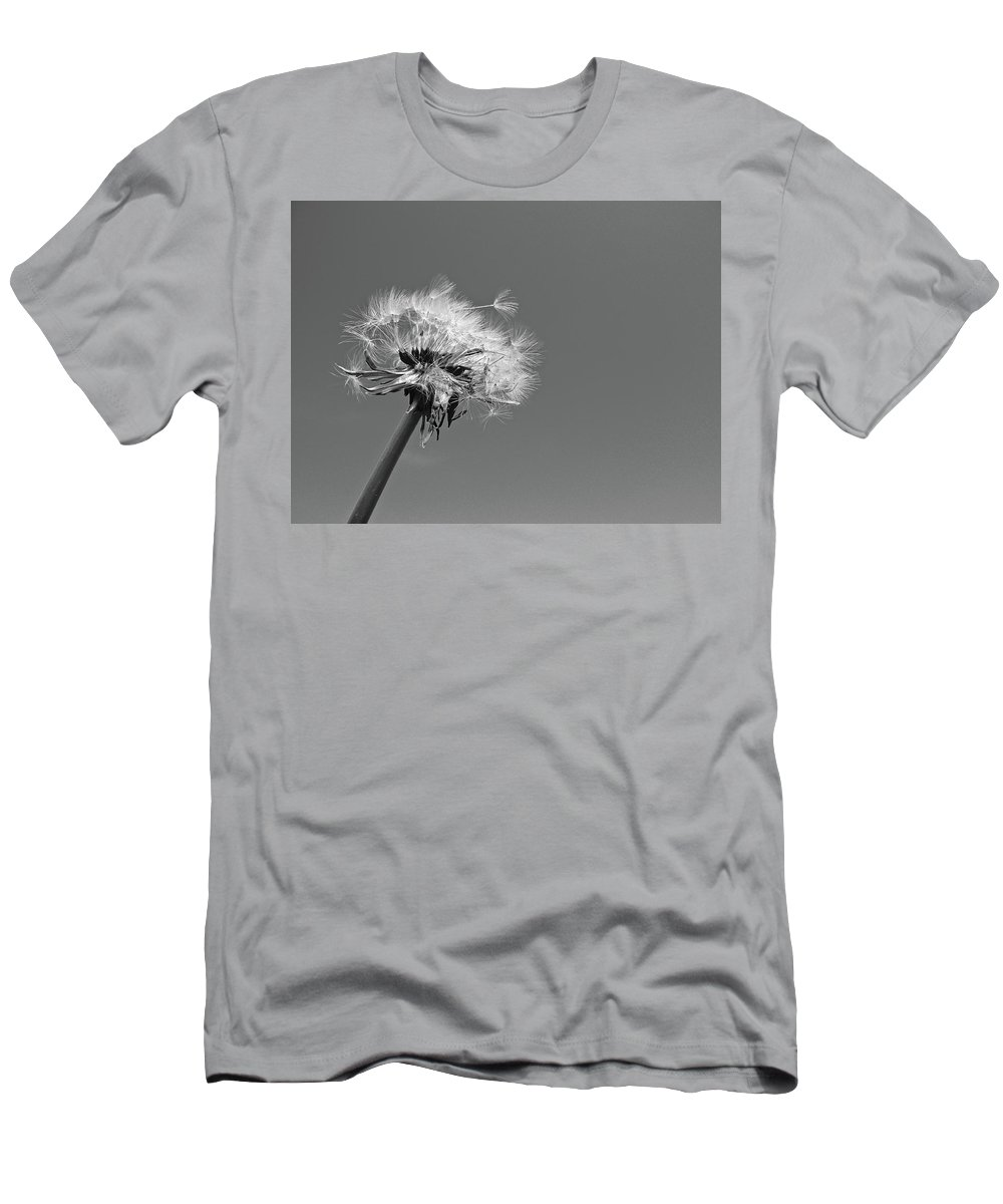 Tiwago Men's T-Shirt (Athletic Fit) featuring the photograph Departing by Photography by Tiwago