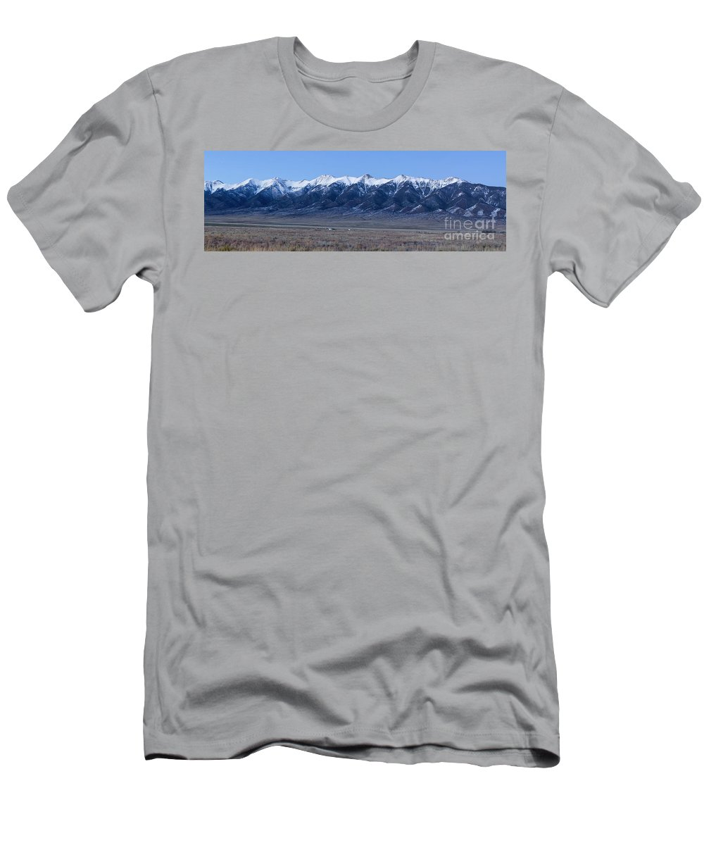 Sangre De Cristo Photographs T-Shirts