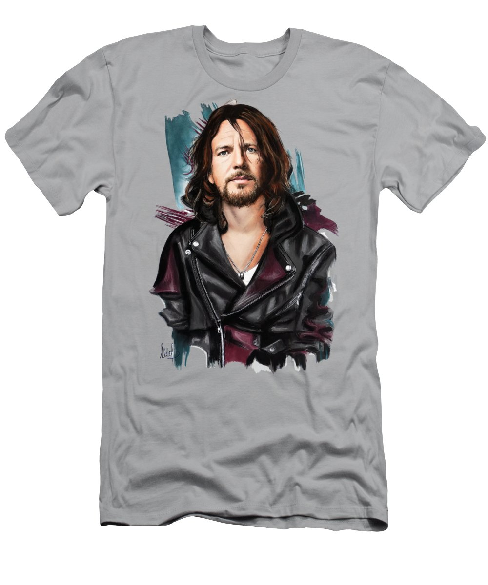 Pearl Jam Slim Fit T-Shirts