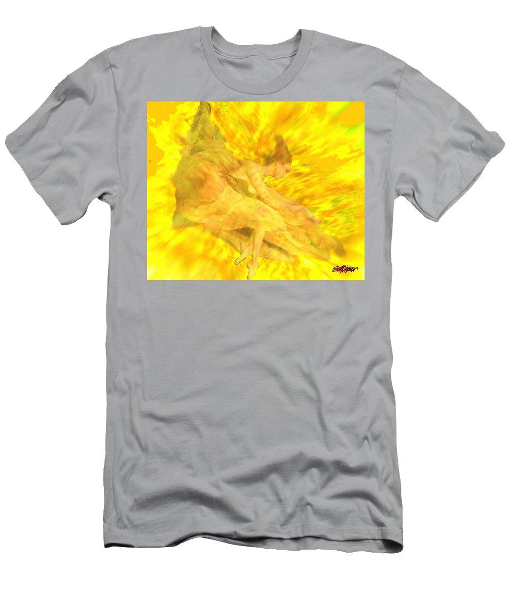 Joy T-Shirt featuring the digital art Endless Joy by Seth Weaver