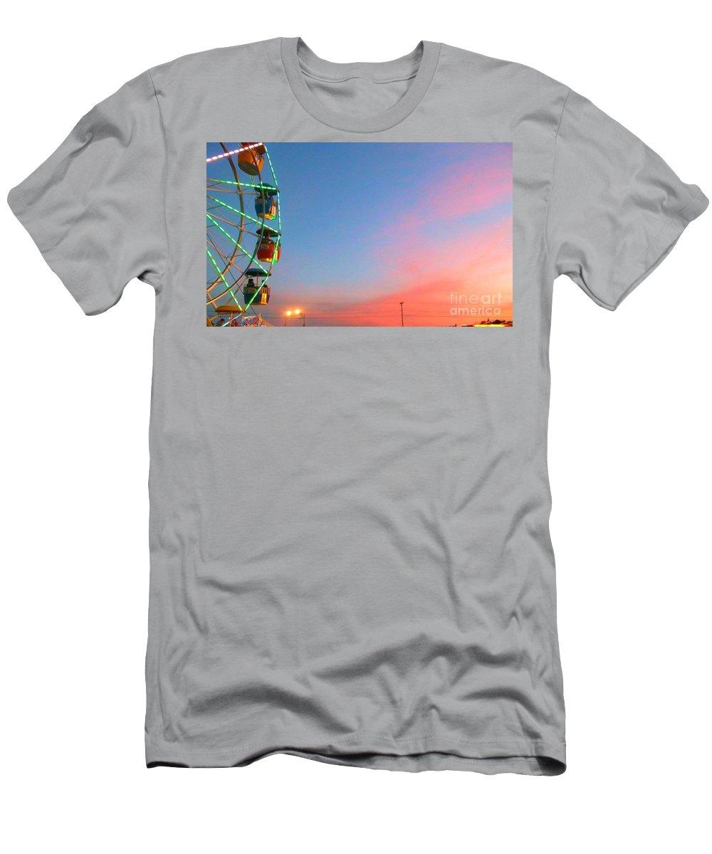 Men's T-Shirt (Athletic Fit) featuring the photograph Fair by Studio Two Twenty - Four