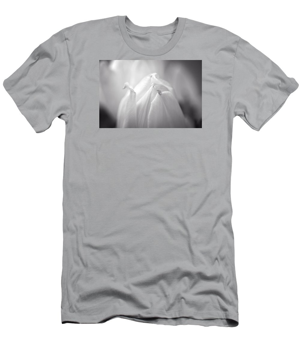 Abstract Men's T-Shirt (Athletic Fit) featuring the photograph Feel The Love by Lucinda Walter