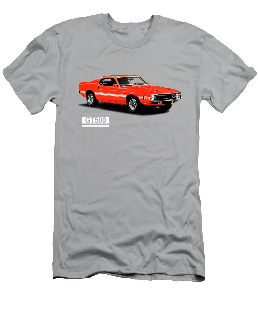 Shelby mustang mens t shirt athletic fit featuring the photograph ford mustang shelby