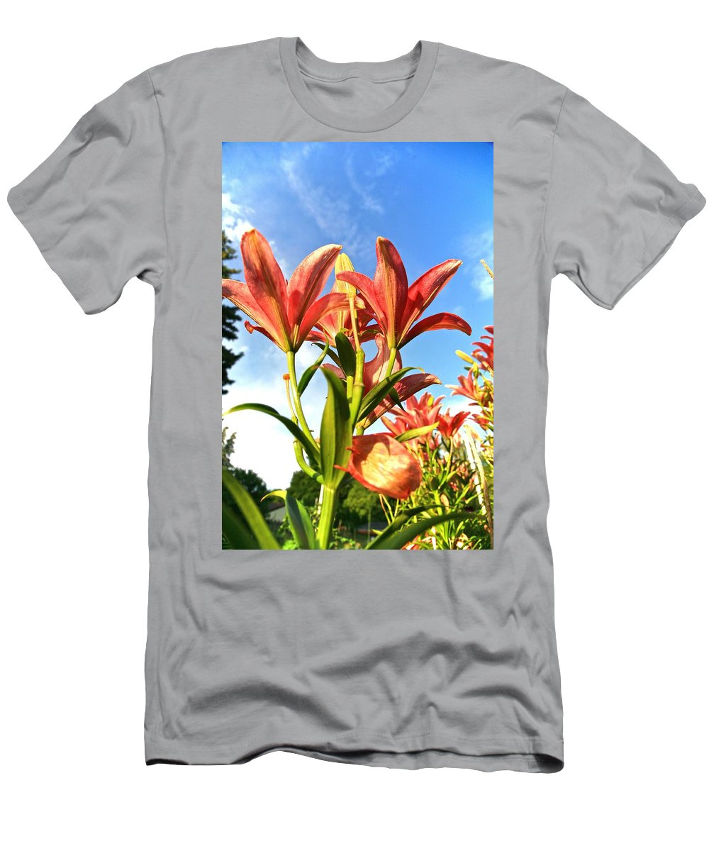 Related Tags: Men's T-Shirt (Athletic Fit) featuring the photograph Gods Creation-10 by Robert Pearson