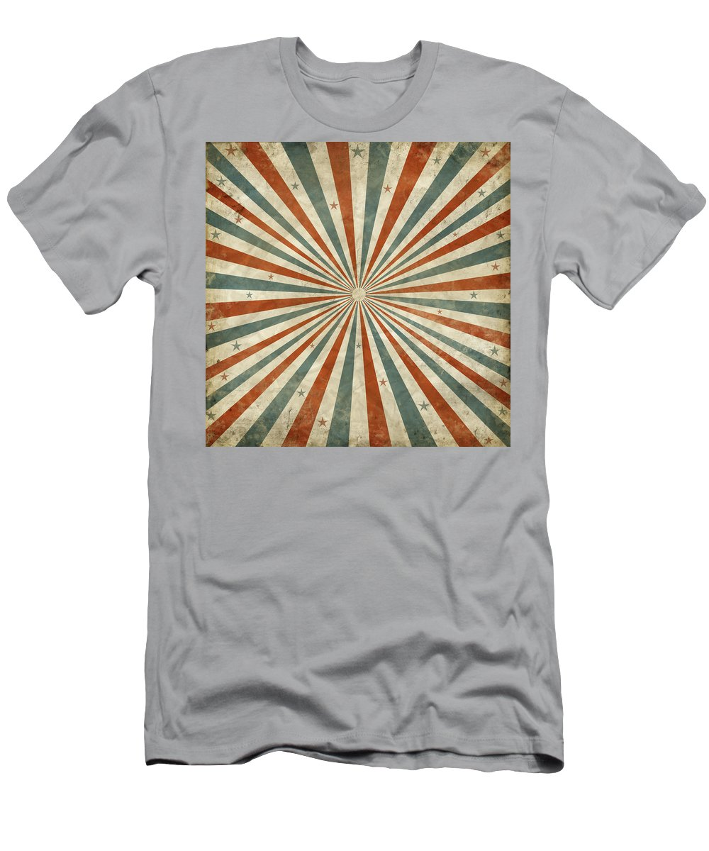 Grunge Ray Retro Design T Shirt For Sale By Setsiri Silapasuwanchai Circuit Board Graphic Abstract Mens Athletic Fit Featuring The Photograph