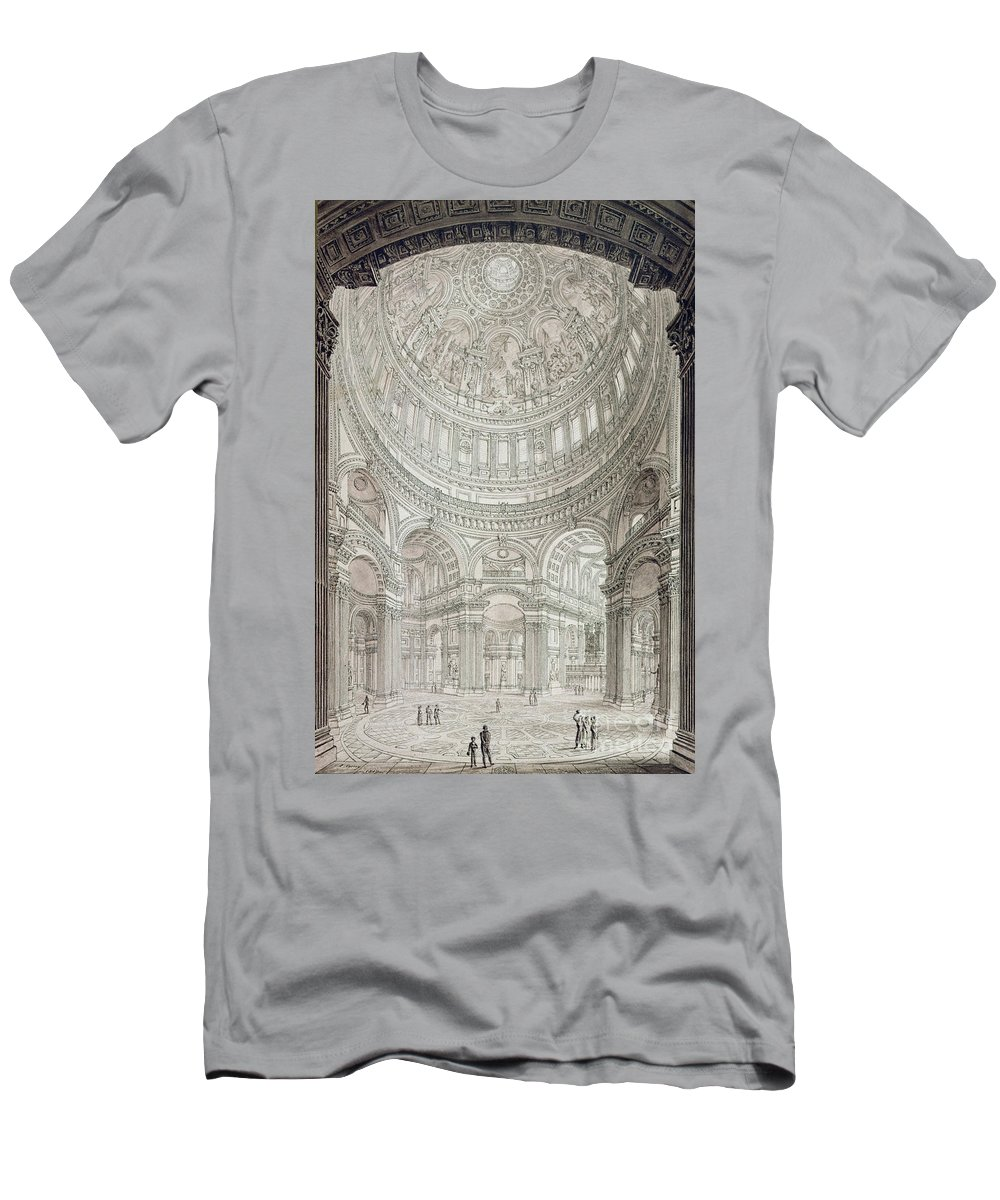 Religious Architecture Drawings T-Shirts