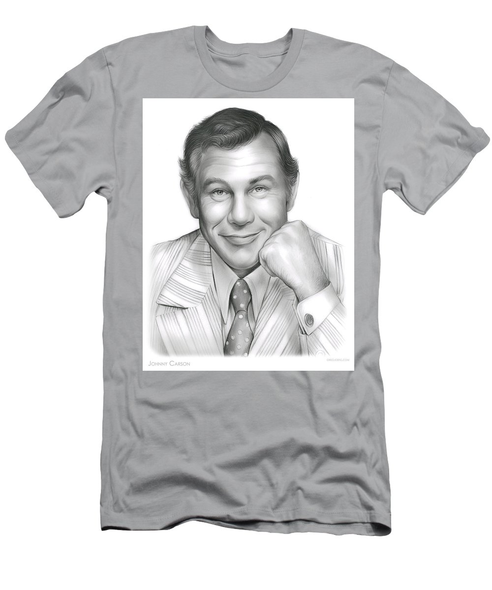 Johnny Carson Slim Fit T-Shirts