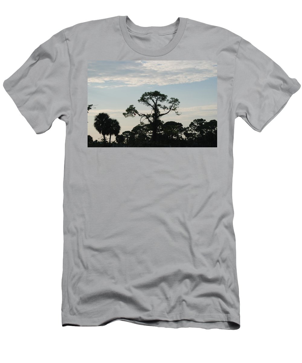 Kite T-Shirt featuring the photograph Kite In The Tree by Rob Hans