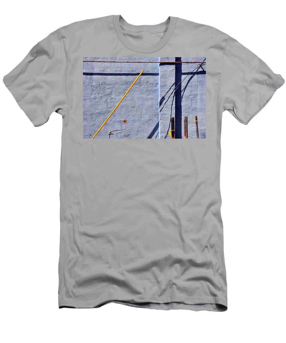 Skip Hunt T-Shirt featuring the photograph Krishna Blue by Skip Hunt