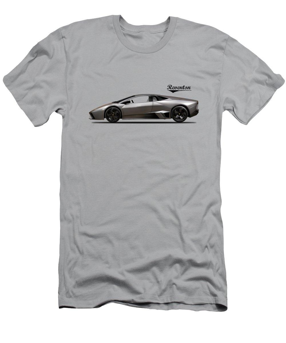 Lamborghini Reventon T-Shirt featuring the photograph Lamborghini Reventon by Mark Rogan