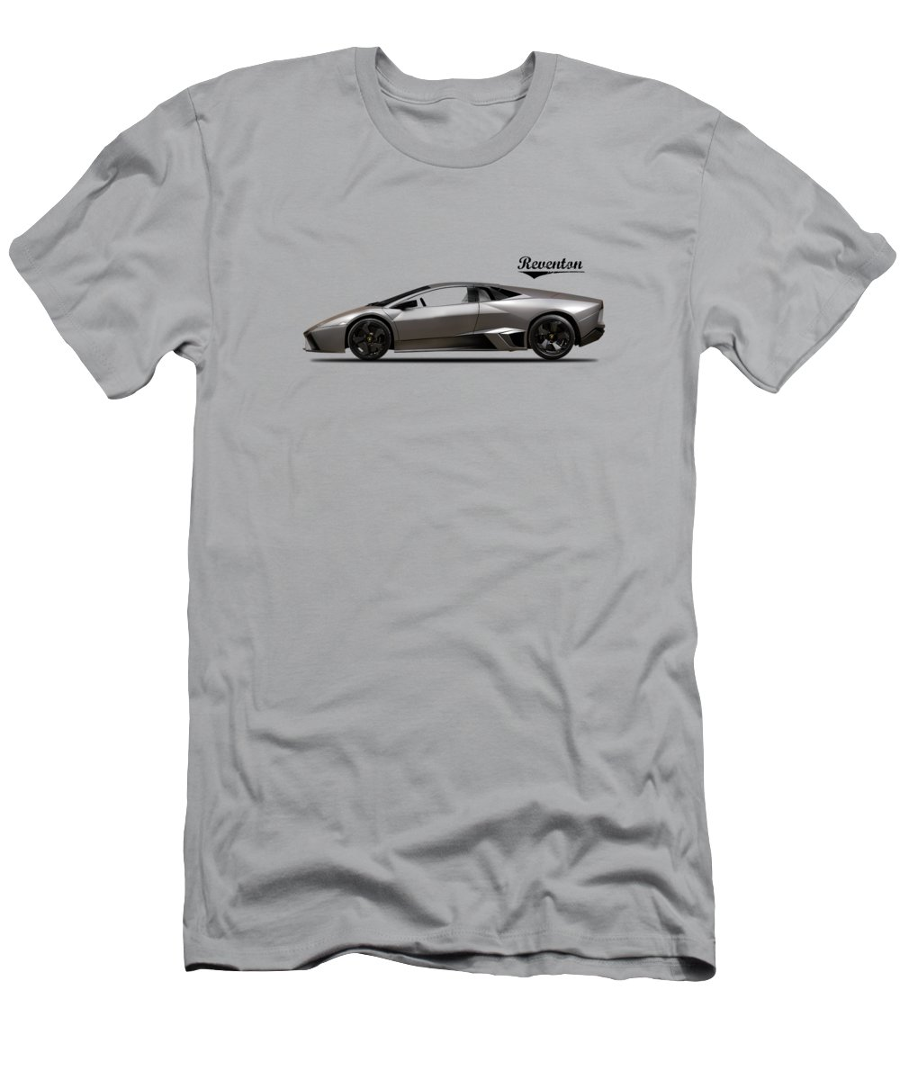 Lamborghini Reventon Menu0027s T Shirt (Athletic Fit) Featuring The Photograph  Lamborghini Reventon By