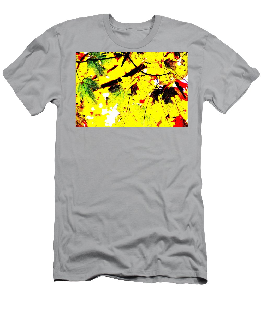 Lemonade Men's T-Shirt (Athletic Fit) featuring the photograph Lemonade by Ed Smith