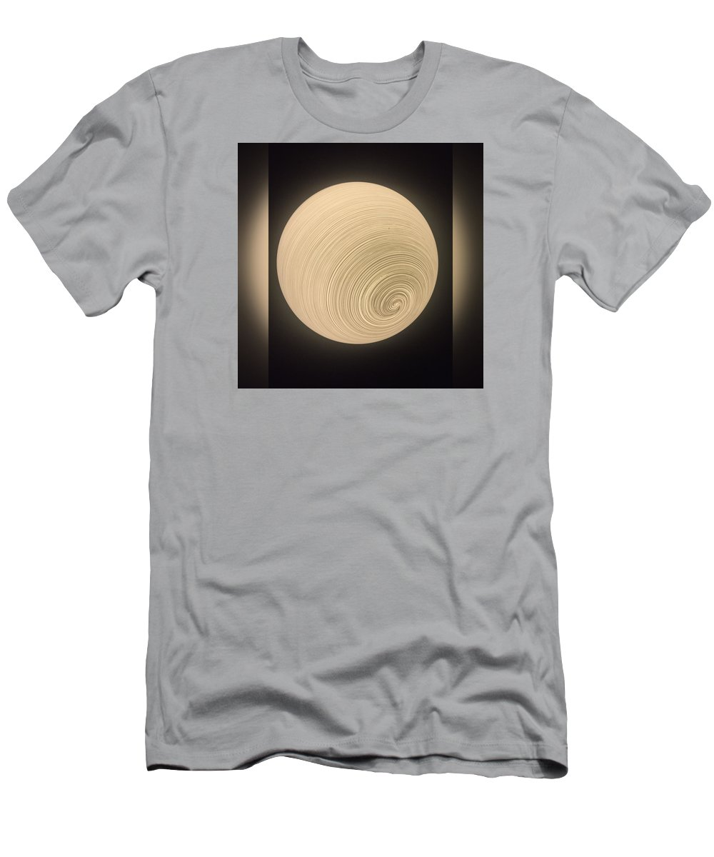 Men's T-Shirt (Athletic Fit) featuring the photograph Lunatique by Pierre Calviera