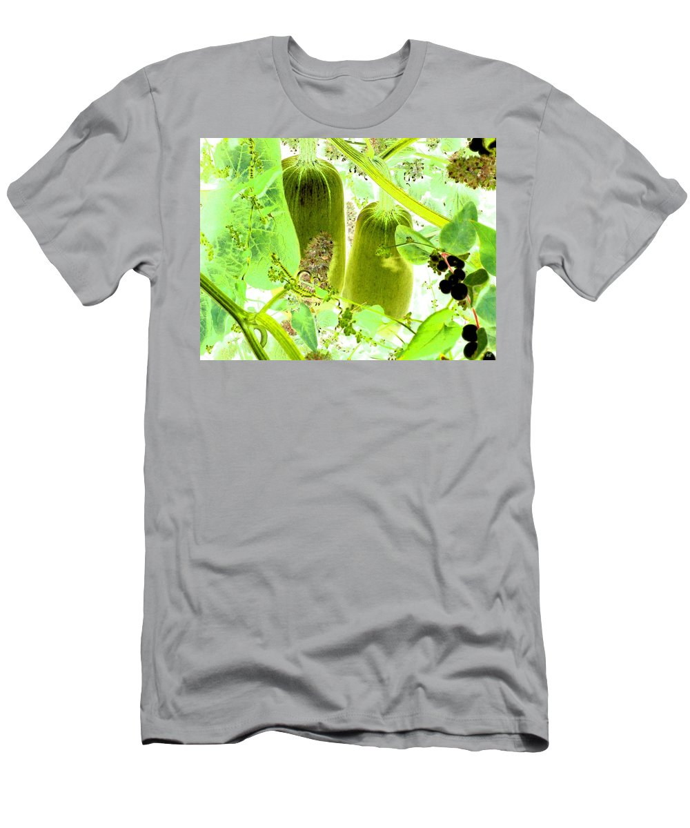 Marrow Men's T-Shirt (Athletic Fit) featuring the digital art Marrow Mania by Will Borden