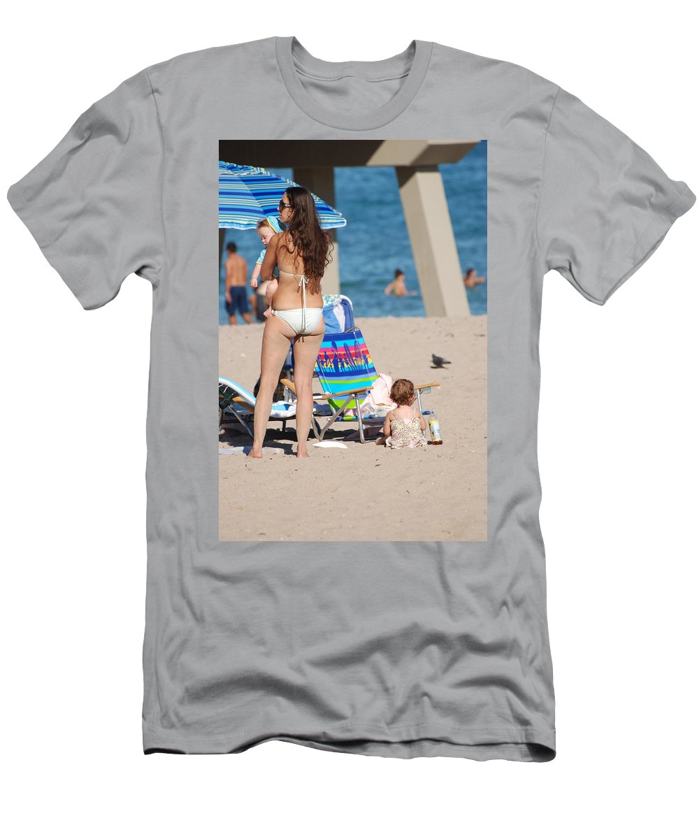 Mother Men's T-Shirt (Athletic Fit) featuring the photograph Mother by Rob Hans