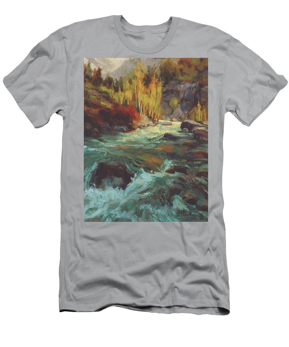 Rush Paintings T-Shirts