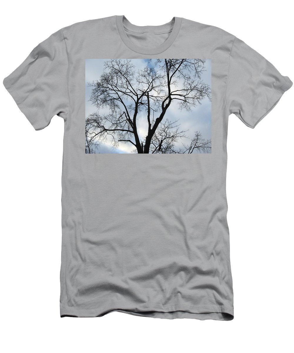 Nature T-Shirt featuring the photograph Nature - Tree in Toronto by Munir Alawi