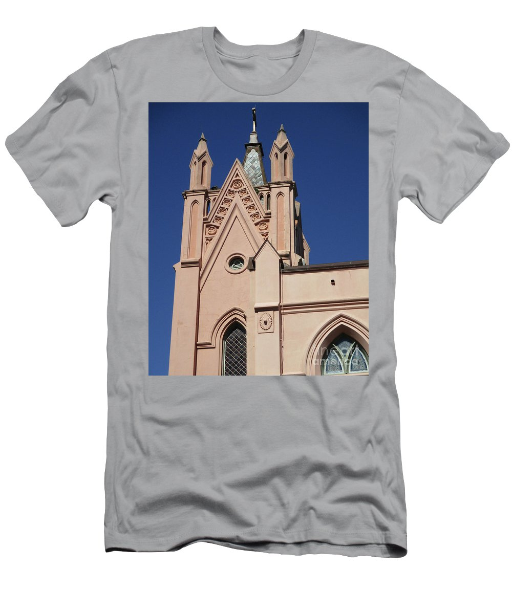 New Orleans Men's T-Shirt (Athletic Fit) featuring the photograph New Orleans 5 by Randall Weidner