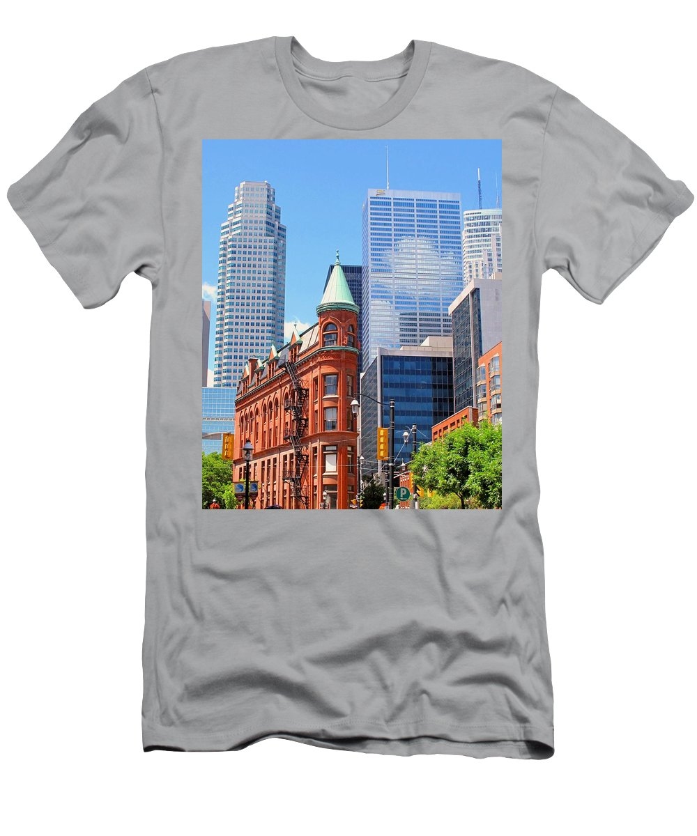 Men's T-Shirt (Athletic Fit) featuring the photograph Not Forgotten by Ian MacDonald