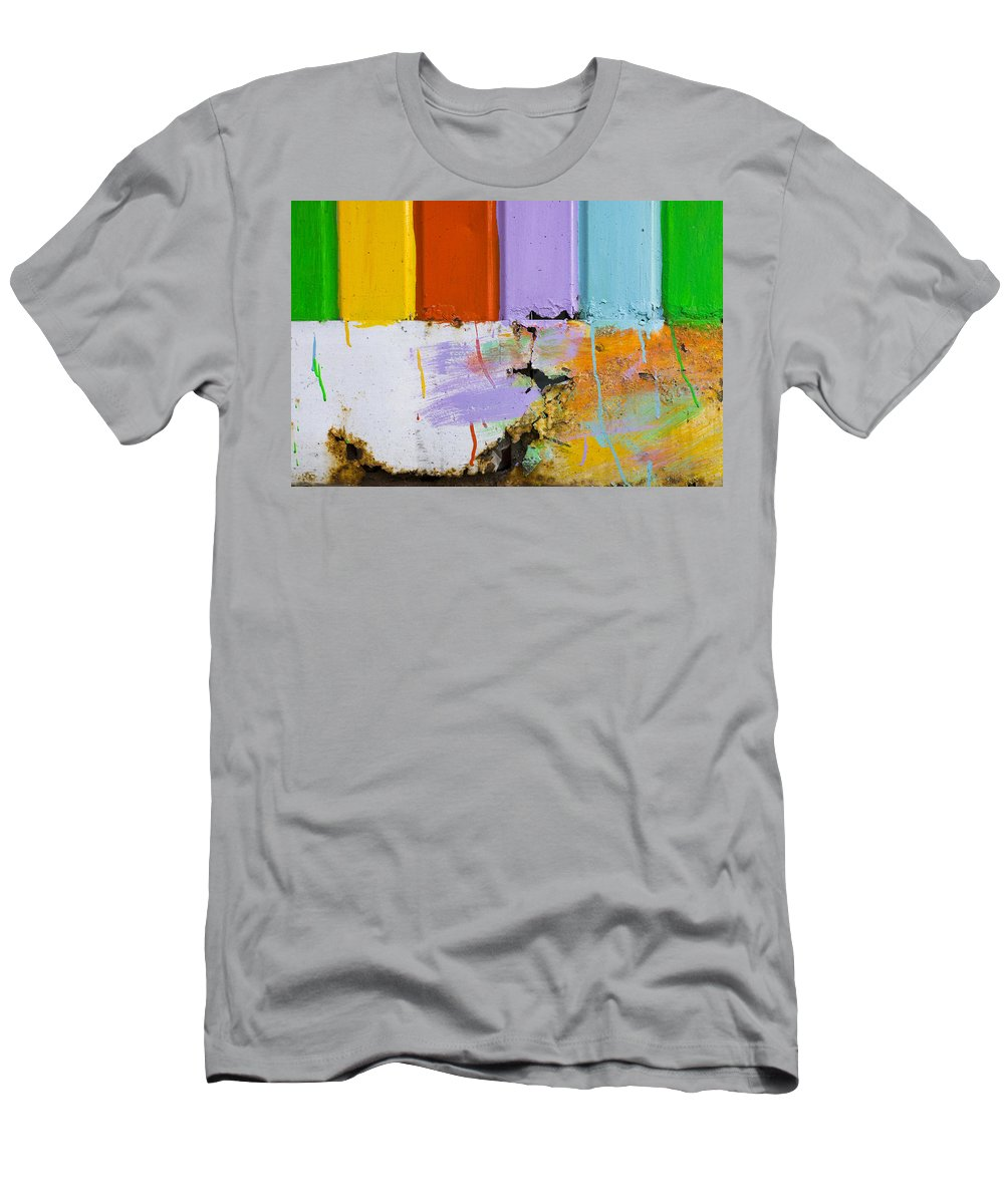 Skip Hunt Men's T-Shirt (Athletic Fit) featuring the photograph Once Upon A Circus by Skip Hunt