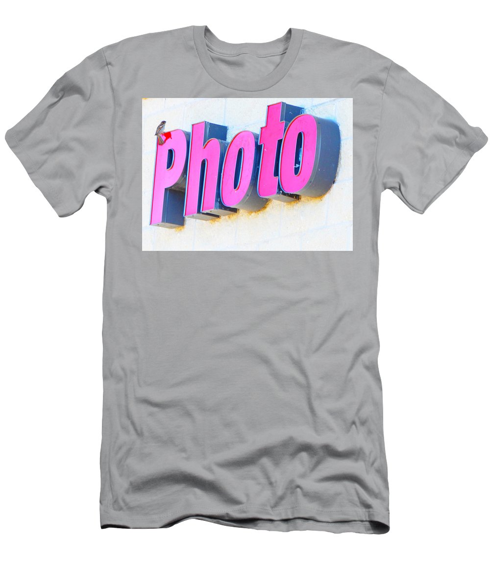 Birds T-Shirt featuring the photograph Photo by Leon Hollins III