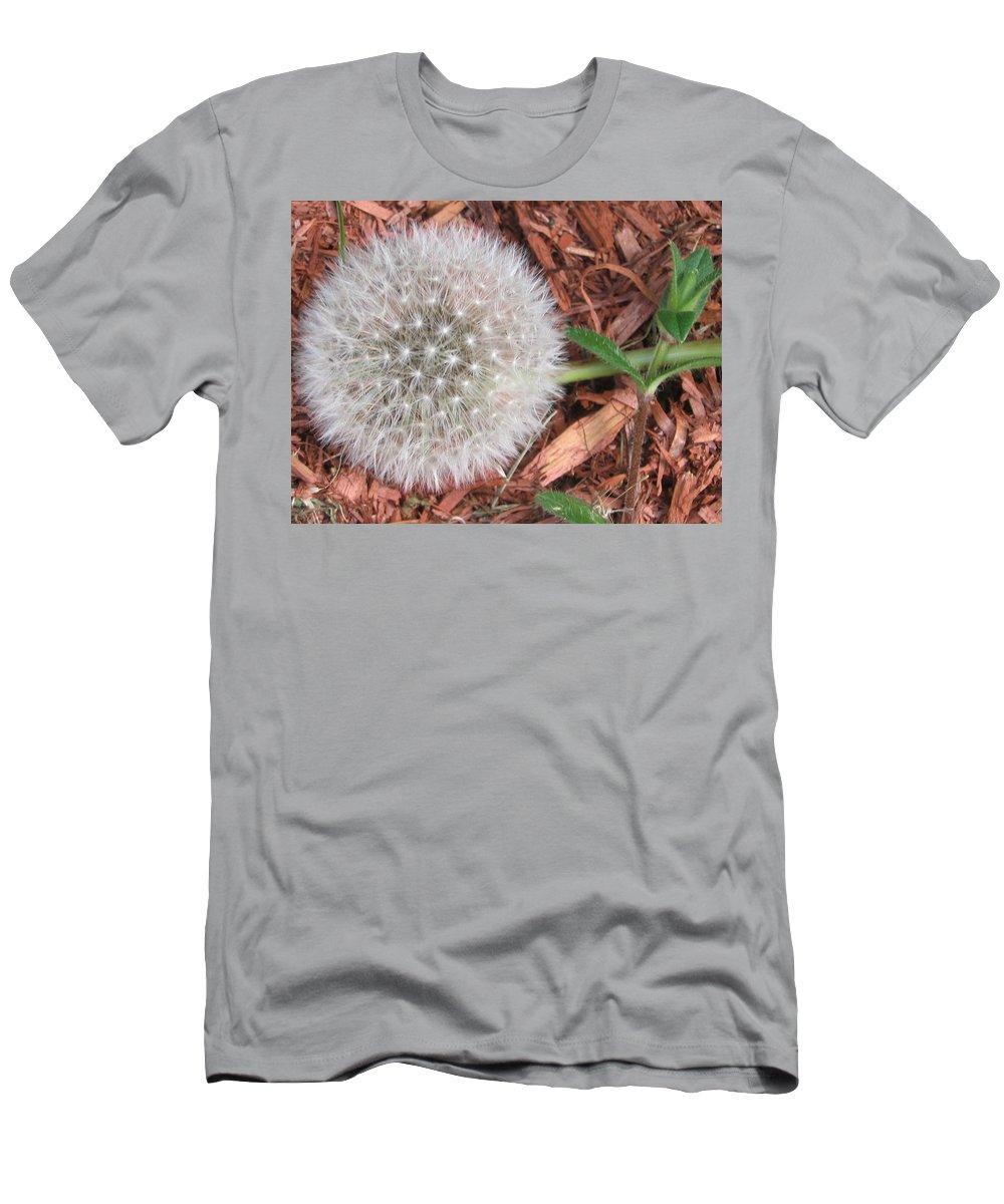 Nature Men's T-Shirt (Athletic Fit) featuring the photograph Que La Nature Est Belle... by Line Gagne