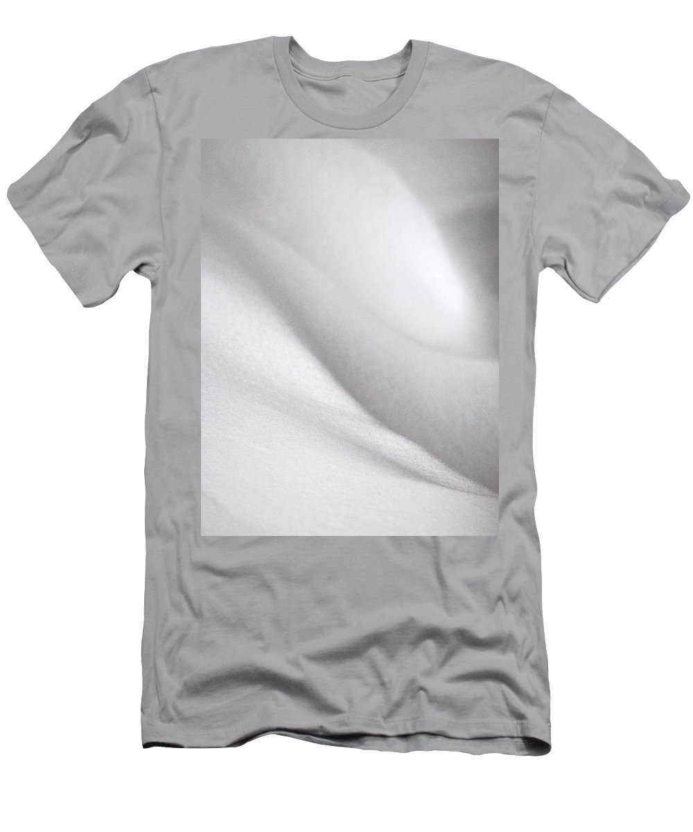 Wind Men's T-Shirt (Athletic Fit) featuring the photograph Sculpted By The Wind by Brian Pflanz
