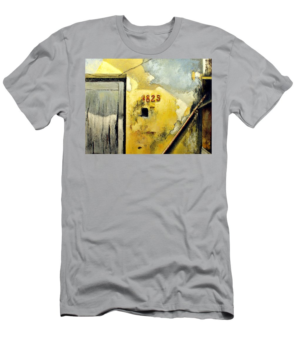 Havana Men's T-Shirt (Athletic Fit) featuring the painting Solana by Tomas Castano