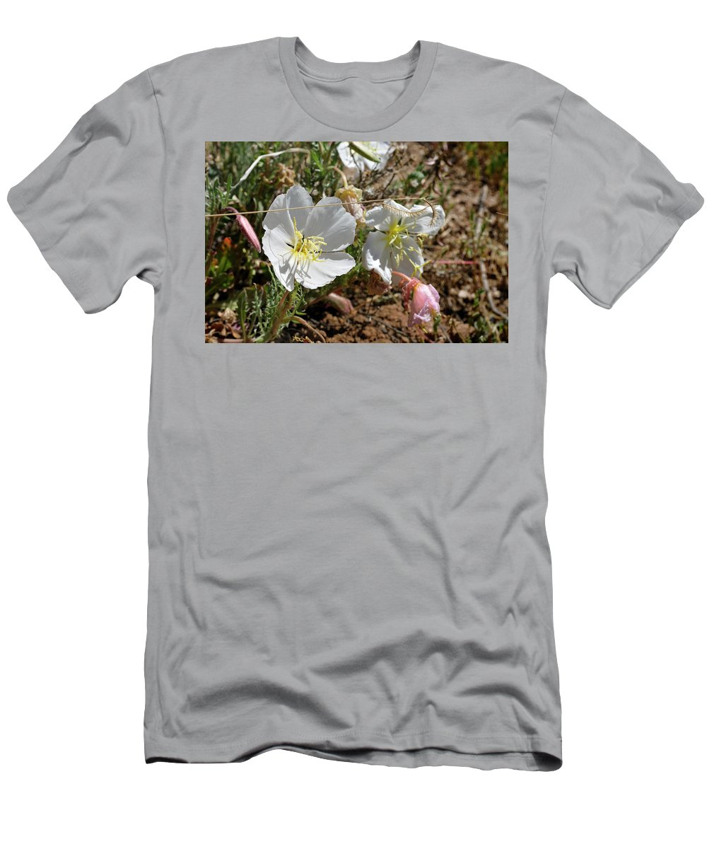 Landscape Men's T-Shirt (Athletic Fit) featuring the photograph Spring At Last by Ron Cline