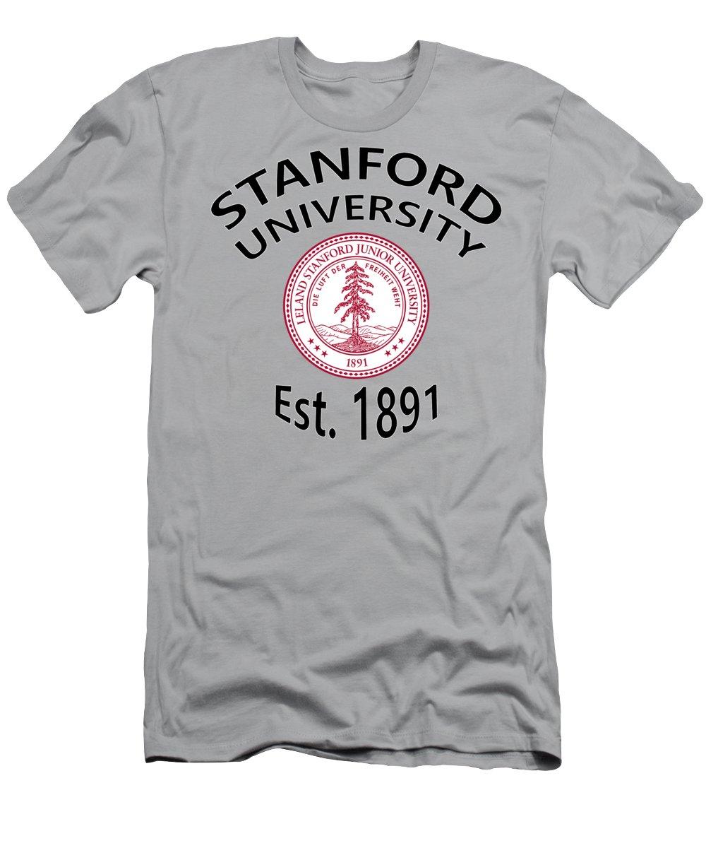 Stanford University Est 20 T Shirt