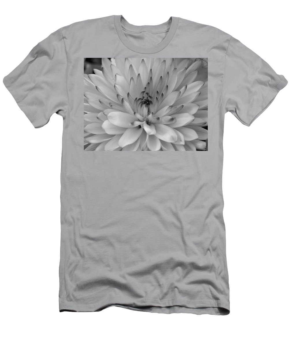 Nature Men's T-Shirt (Athletic Fit) featuring the photograph Touch Of Black by Shannon Turek