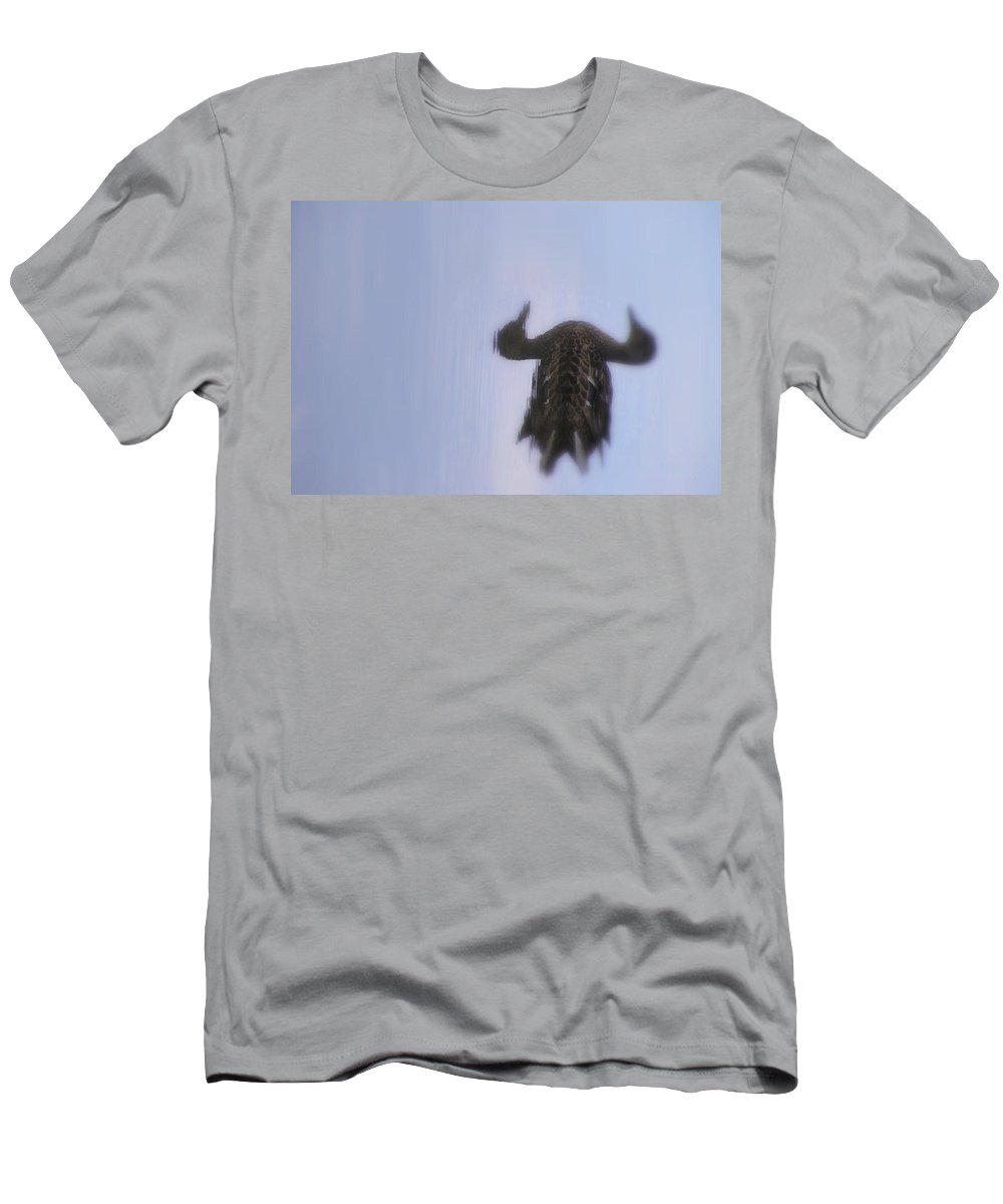 Still Life Men's T-Shirt (Athletic Fit) featuring the photograph Water Buffalo by Ed Smith
