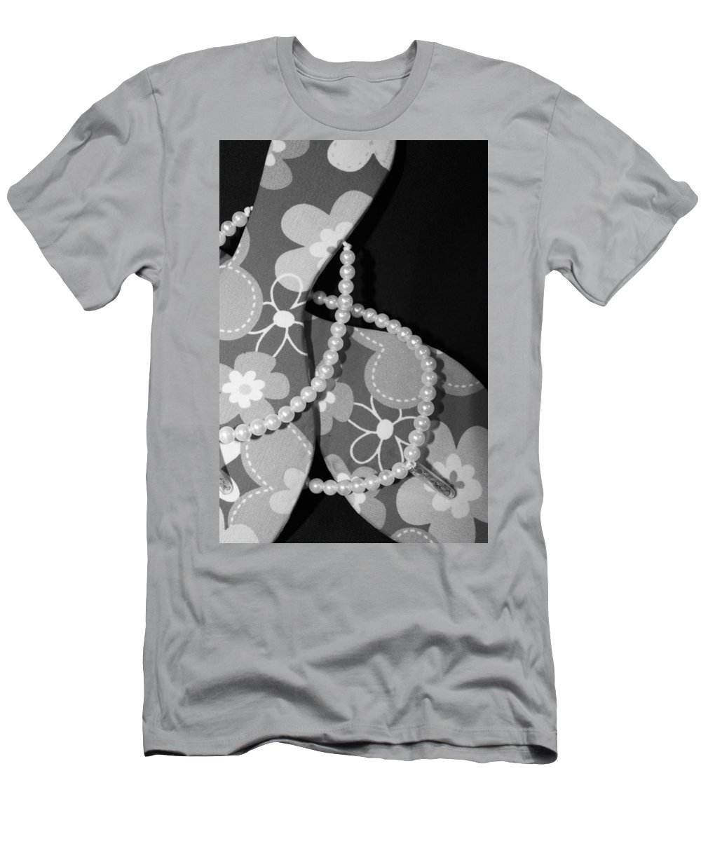 Shoes Men's T-Shirt (Athletic Fit) featuring the photograph Wedding Shoes by Lauri Novak