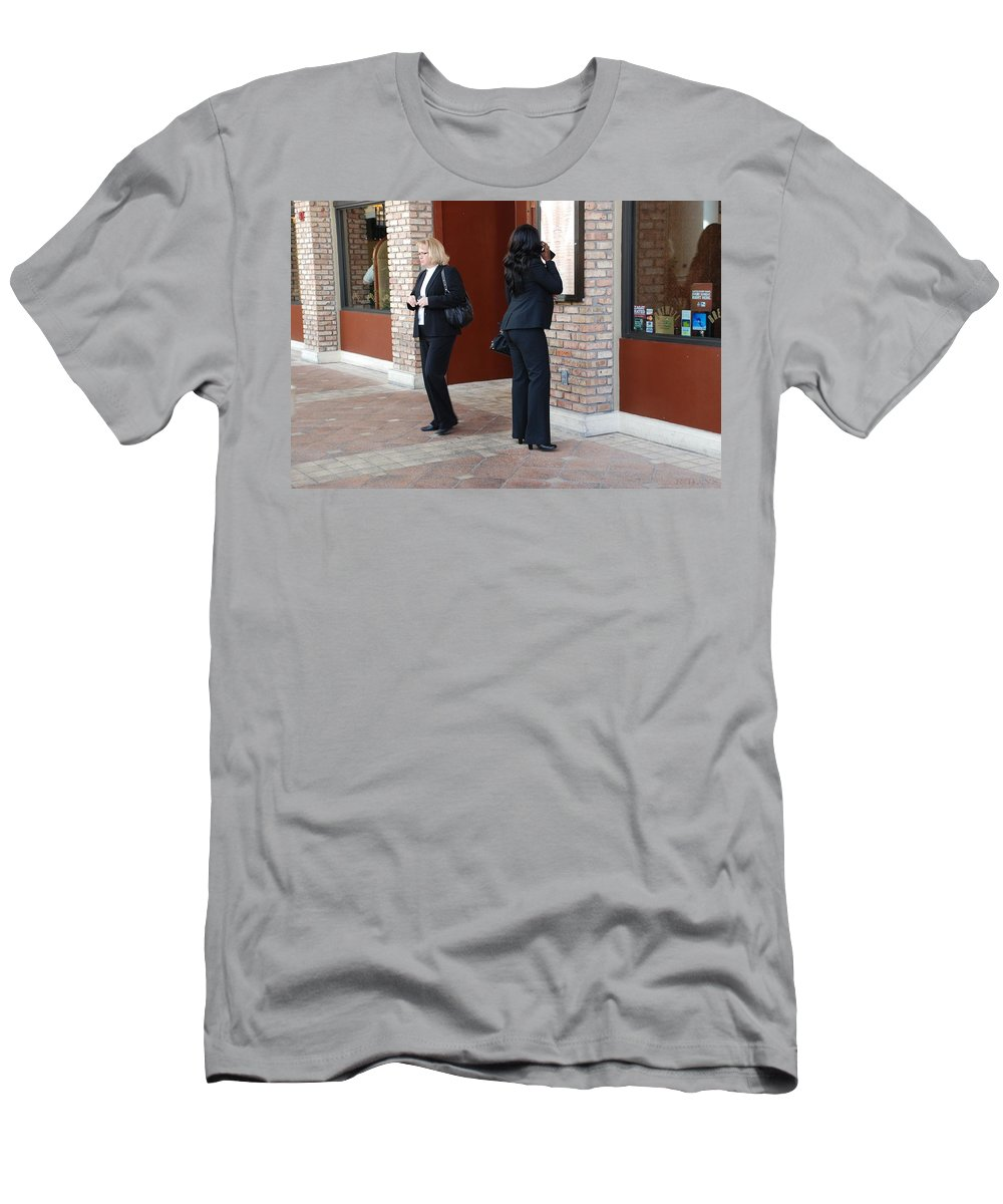 Girls Men's T-Shirt (Athletic Fit) featuring the photograph Ying Yang by Rob Hans