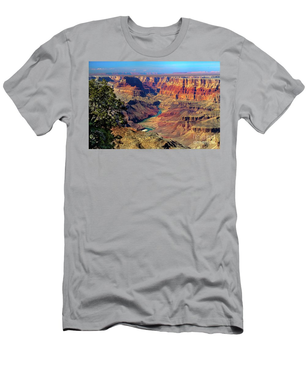 Grand Canyon T-Shirt featuring the photograph Grand Canyon Sunset by Robert Bales